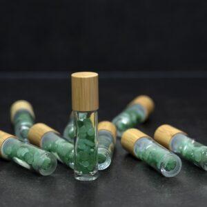 Oil Bottle Jade